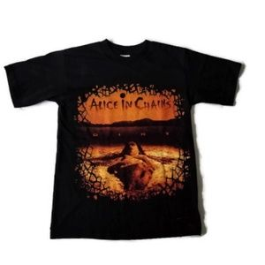 Alice in Chains Tshirt,  Dirt Album Cover